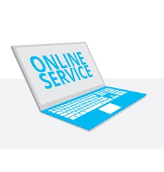 Online service vector