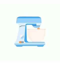 Juice kitchen blender machine easy to make drinks vector image