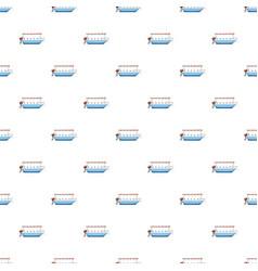 Excursion ship pattern vector