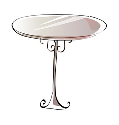A table vector