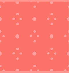 abstract seamless background with hand vector image
