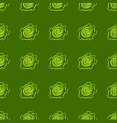 green and yellow abstract pattern vector image