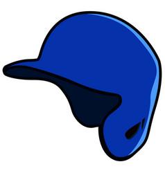 Isolated baseball icon vector