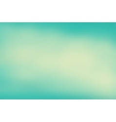 Blue blurred background vector