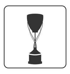 Trophy cup icon 15 vector