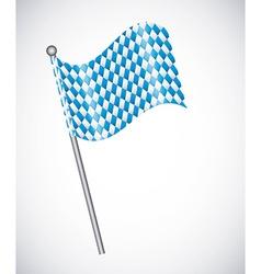 Oktoberfest flag vector