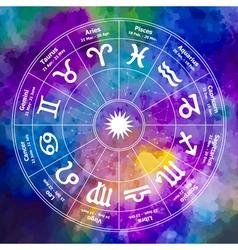 zodiac2 vector image