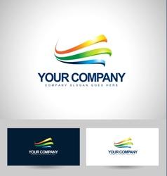Business Logo Design vector image vector image