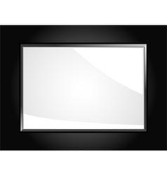 Modern Frame background vector image