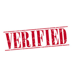 verified vector image