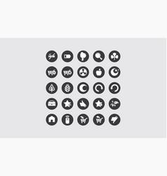 application icon logo vector image
