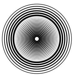 Concentric circles concentric rings circular vector
