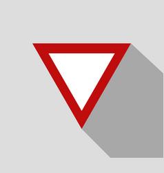 precedence signal vector image