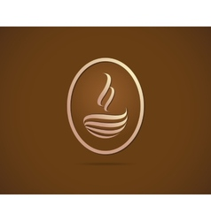 Coffee Cups Icons Stylized Sketch Symbol vector image