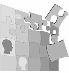 mental health concept vector image