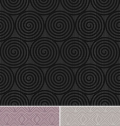 Seamless decorative pattern vector