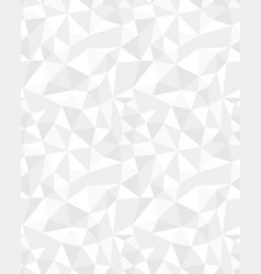 seamless triangular pattern background vector image