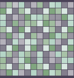 Bright seamless pattern background square tiles vector