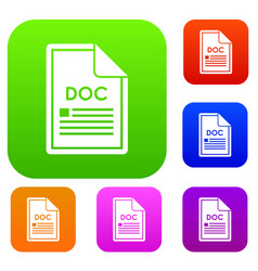 File doc set collection vector