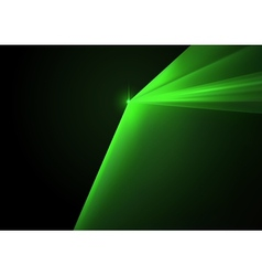 Laser Light Show vector image