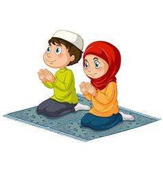 Muslims vector