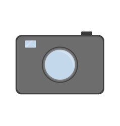 photo camera picture image icon vector image