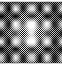 Halftone Halftone Stars 4 points vector image