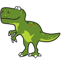 Cute Rex vector