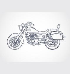 Harley-davidson vector