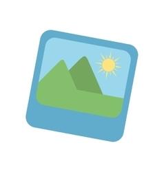 Picture image photo graphic icon vector