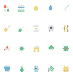 Agriculture Colored Icons 4 vector
