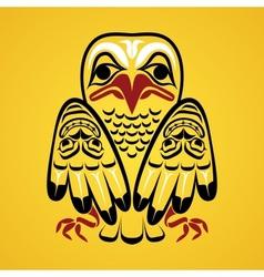 An eagle vector