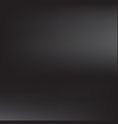 Dark gray black gradient blur abstract square vector