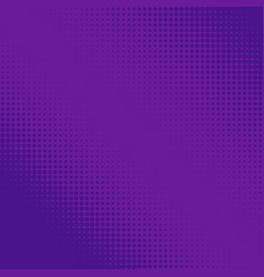 purple halftone dots colorful geometric gradient vector image