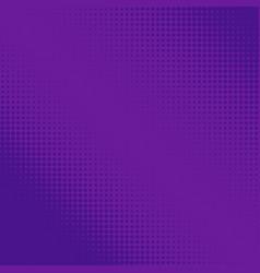 purple halftone dots colorful geometric gradient vector image