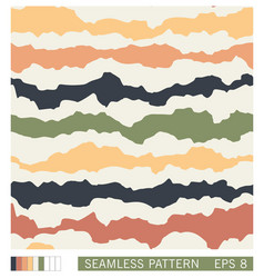 Stylized camouflage pattern vector