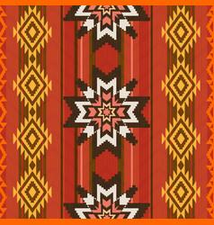 etnic textile pattern vector image