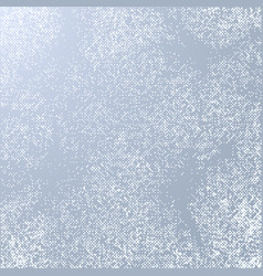 gray grunge dotted background vector image