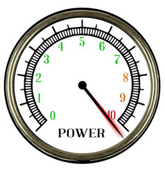 Power meter vector