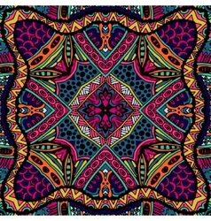 Abstract Tribal vintage ethnic pattern ornamental vector image