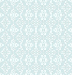 Seamless Pattern with damask elements vector image vector image