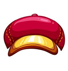 A woodmans hat vector image