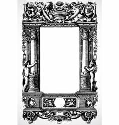 Column frame vector