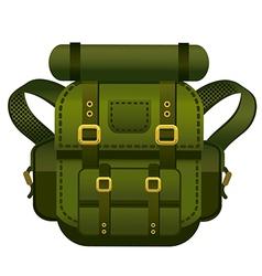 rucksack vector image