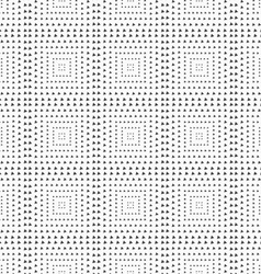 Textured with rotated triangles squares vector