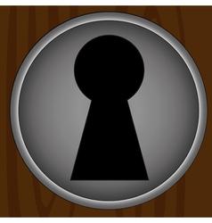 keyhole3eps8vs vector image