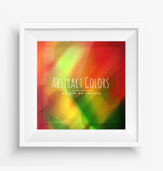 Abstract colors background vector