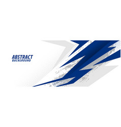 Abstract sports racing concept background design vector