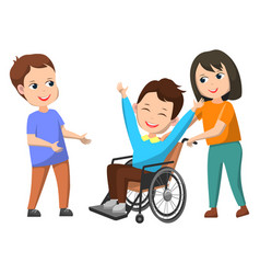 Disable character sitting in wheel and classmates vector