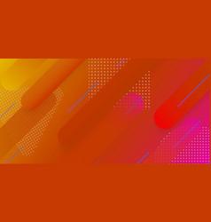 modern gradient geometric background vector image